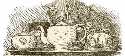 Сказка г х андерсона чайник