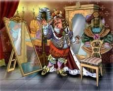 Кто автор сказки новое платье короля