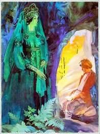 Данила-мастер и Хозяйка медной горы