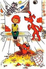 картинки дядя фёдор пёс и кот
