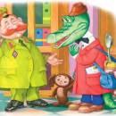 Крокодил Гена идет в армию Успенский
