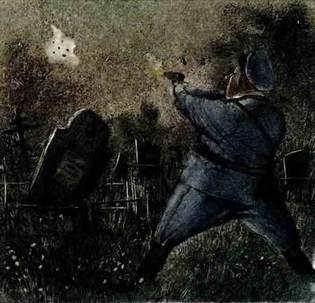 Самые страшные ужасы милиционер на кладбище