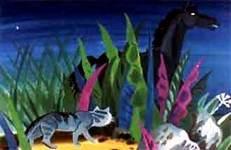 Кошка, гулявшая самочки по части себе