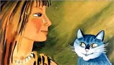 Кошка, гулявшая самоё до себя равно юница