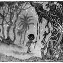 Сказки Киплинга Р. Д. - Маугли - Первая книга джунглей 1 - Братья Маугли 1