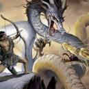 Сигурд сражается с драконом
