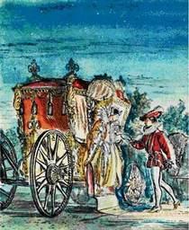 Сказки Шарля Перро - Золушка Рис. 18