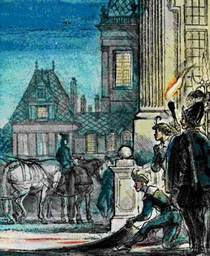 Сказки Шарля Перро - Золушка Рис. 19