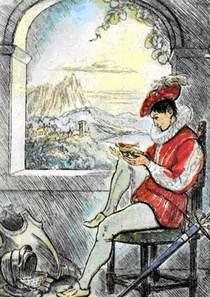 Сказки Шарля Перро - Золушка Рис. 28