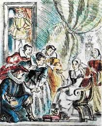 Сказки Шарля Перро - Золушка Рис. 29
