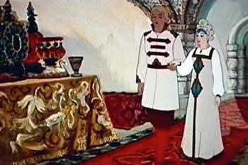 Пушкин Александр Сергеевич Сказка о мертвой царевне и о семи богатырях