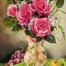Лишь розы увядают