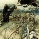 Ворон к ворону летит