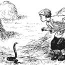 Мальчик и Змея