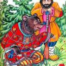 Медведь в сетях