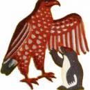 орел и крот басня