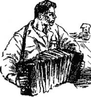 читать рассказ житкова гармонь