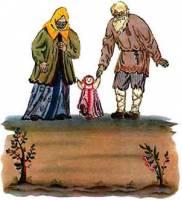 сказка девочка Снегурочка читать Владимира Даля