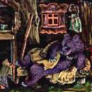 Лиса и медведь читать сказку Даль