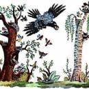 Читать сказку Ворона Владимира Даля