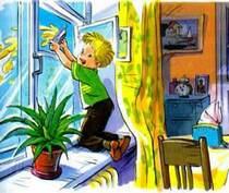 денискины рассказы читать с картинками