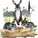 2Сказка про храброго Зайца - длинные уши, косые глаза, короткий хвост