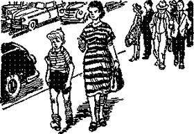 Толя Клюквин и Славина мама