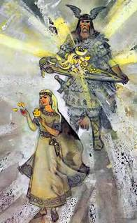Поэма Пушкина Руслан и Людмила читать полностью онлайн