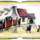 стих Дом, который построил Джек читать Самуила Маршака
