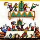 стих Веселый король читать Самуила Маршака