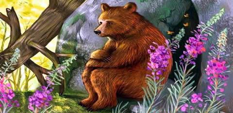 Пушкин А.С. Сказка о медведихе