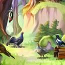 dzhungli ptichij raj