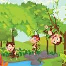 Глупые обезьянки