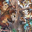 skazka pro tigrjonka na podsolnukhe