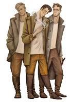 tri tovarishcha