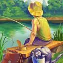 udachlivyj rybak
