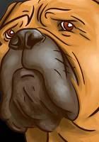zlopamyatnyj pes