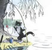 котик ловит рыбку скачать торрент - фото 8