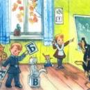 Рассказ Мы уже в школе Владимира Сутеева читать