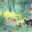 Рассказ Мы в лесу Владимира Сутеева читать