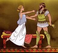 Древнегреческие легенды про любовь