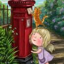Крякающий почтовый ящик