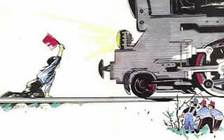 «Мультфильм Путешествие Голубой Стрелы Джанни Родари» — 2002
