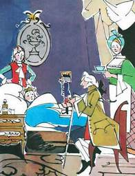 доктор лечит принца