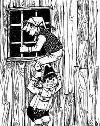 Разбойник Хотценплотц и хрустальный шар