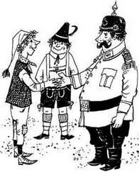 сказка Разбойник Хотценплотц и хрустальный шар читать