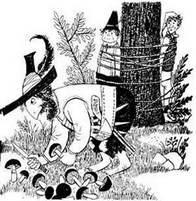 Разбойник Хотценплотц и хрустальный шар сказка