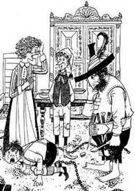 читать Разбойник Хотценплотц и хрустальный шар