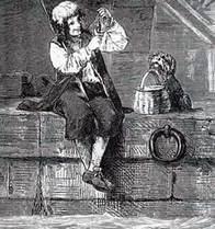 Басня Рыбак и рыбка читать онлайн полностью, Жан де Лафонтен