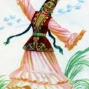 Дочь хана и визирь сказка